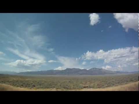 The Great Outdoors Road Trip – time lapse